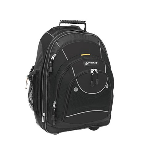 Outdoor Products Sea-Tac Rolling Backpack, 45.9-Liter Storage ... 64ec8e52bb